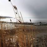Tuz Gölü'nde Tuz Fırtınası
