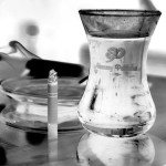 Aksaray Pastanesi'nde Çay Keyfi